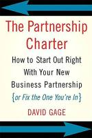 The Partnership Charter book summary