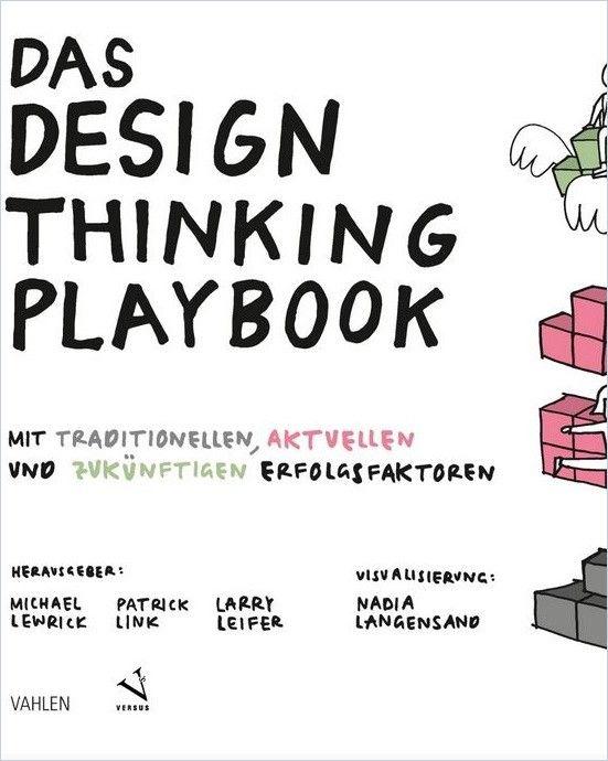 Image of: Das Design Thinking Playbook
