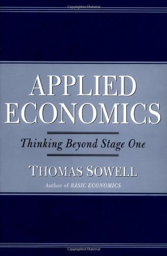 Image of: Applied Economics