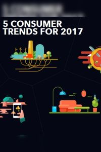 5 Consumer Trends for 2017 summary