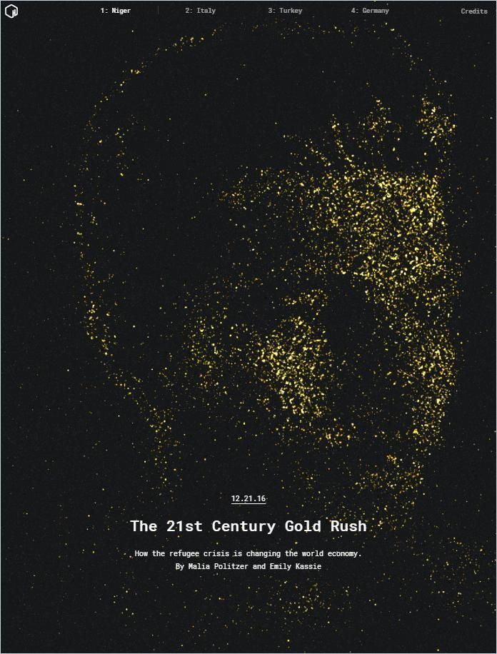 Image of: The 21st Century Gold Rush