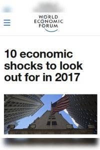 10 Economic Shocks to Look Out For in 2017 summary