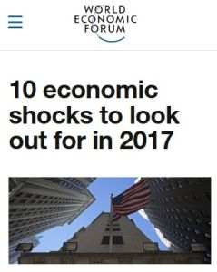 10 Economic Shocks to Look Out For in 2017