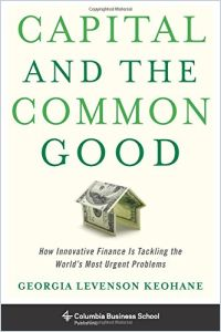 Capital and the Common Good book summary