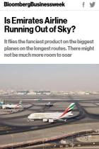 Is Emirates Airline Running Out of Sky?