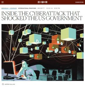 Inside the Cyberattack That Shocked the US Government