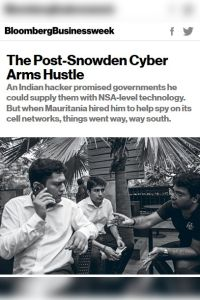 The Post-Snowden Cyber Arms Hustle summary