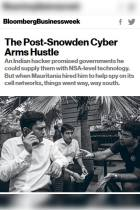 The Post-Snowden Cyber Arms Hustle
