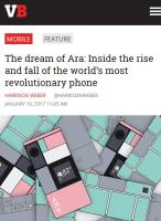 The Dream of Ara