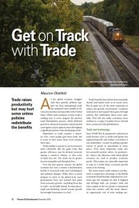 Get on Track with Trade summary