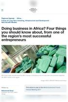 Doing Business in Africa?