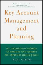 Key Account Management and Planning