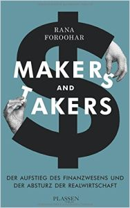 Makers and Takers Buchzusammenfassung