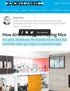 How Airbnb Stopped Playing Nice