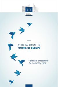 White Paper on the Future of Europe summary