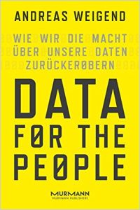 Data for the People Buchzusammenfassung