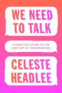 We Need to Talk book summary
