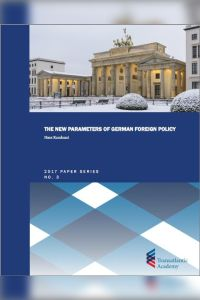 The New Parameters of German Foreign Policy summary
