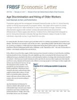 Age Discrimination and Hiring of Older Workers