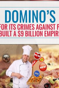 Domino's Atoned for Its Crimes Against Pizza and Built a $9 Billion Empire summary