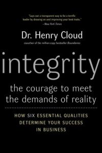 Integrity book summary