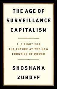 Image of: The Age of Surveillance Capitalism