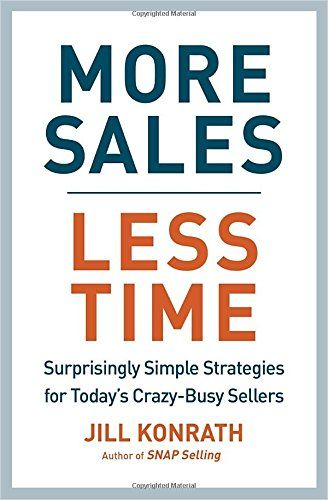 Image of: More Sales, Less Time