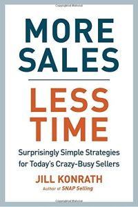 More Sales, Less Time book summary