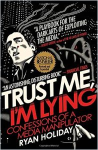 Trust Me, I'm Lying book summary