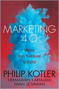 Marketing 4.0 book summary