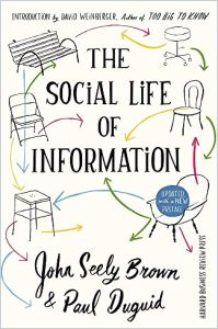 The Social Life of Information book summary
