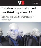5 Distractions that Cloud Our Thinking About AI
