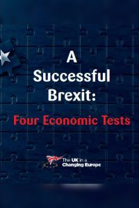 A Successful Brexit  summary