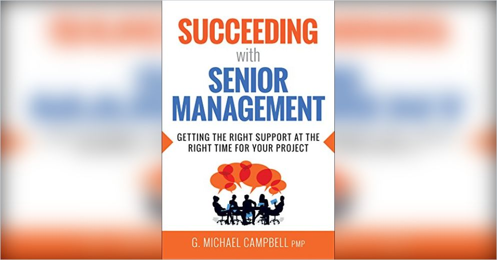 Succeeding with Senior Management Free Summary by G  Michael