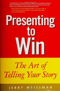 Presenting to Win book summary