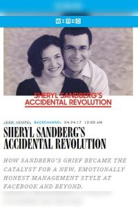 Sheryl Sandberg's Accidental Revolution summary