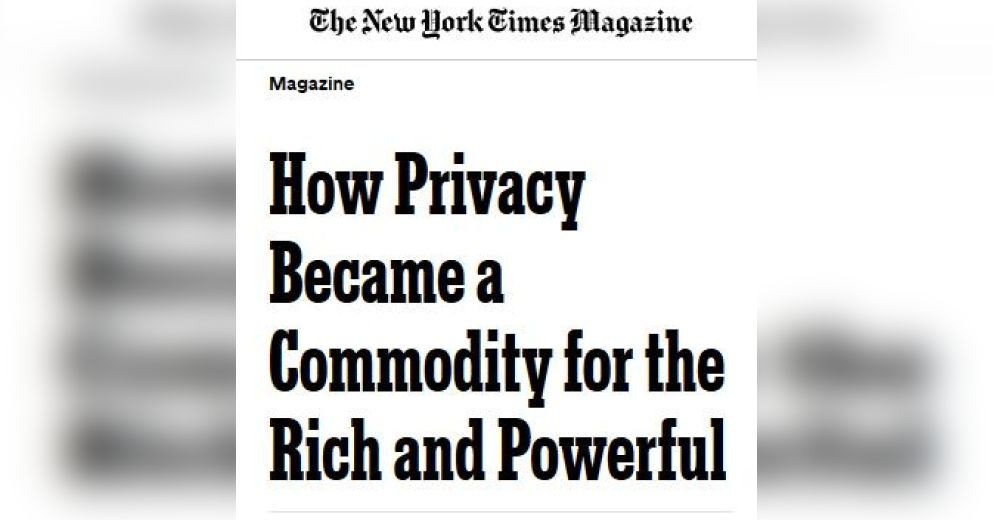 privacy a commodity in a modern age But privacy concerns extend far beyond just ad targeting  cost politically or  artistically important organizations around the world from cyber attack  over  time we're convinced that ddos mitigation will be a commodity included  it  includes security but also all the modern enhancements like supporting.