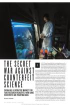 The Secret War Against Counterfeit Science