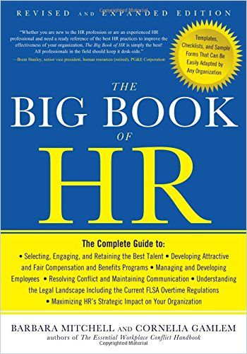 Image of: The Big Book of HR