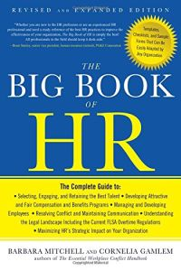 The Big Book of HR book summary