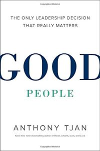 Good People book summary