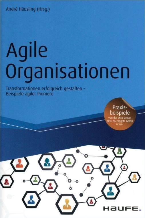 Image of: Agile Organisationen