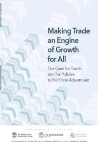 Making Trade an Engine of Growth for All summary