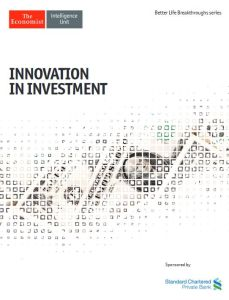 Innovation in Investment summary