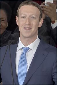 Facebook Founder Mark Zuckerberg Commencement Address