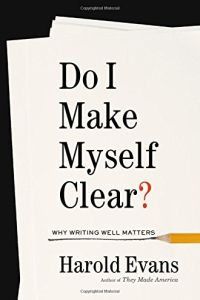 Do I Make Myself Clear? book summary