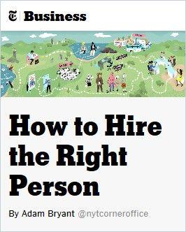 Image of: Wie Sie den richtigen Mitarbeiter finden