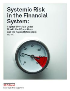 Systemic Risk in the Financial System summary