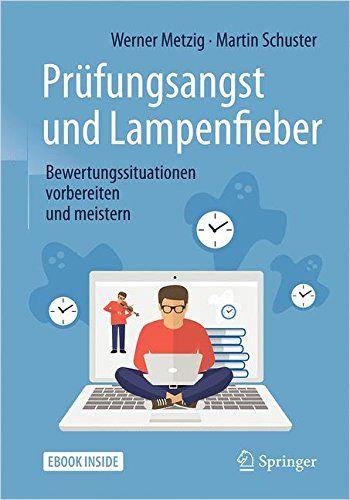 Image of: Prüfungsangst und Lampenfieber