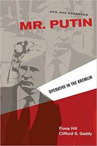 Mr. Putin book summary